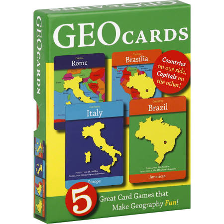 GEOCards: World