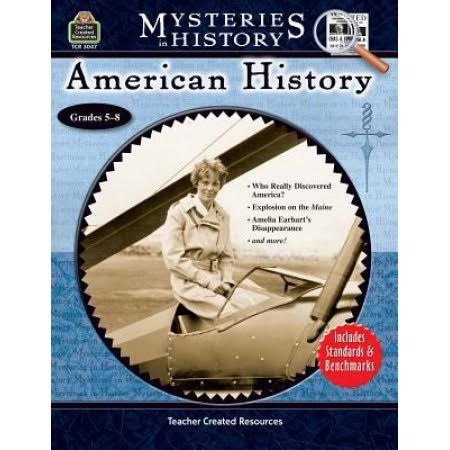 Mysteries in History-American History