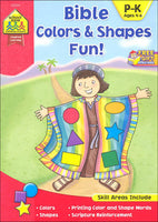Bible Colors & Shapes Fun!