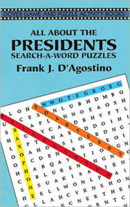 All About the Presidents Search-A-Word