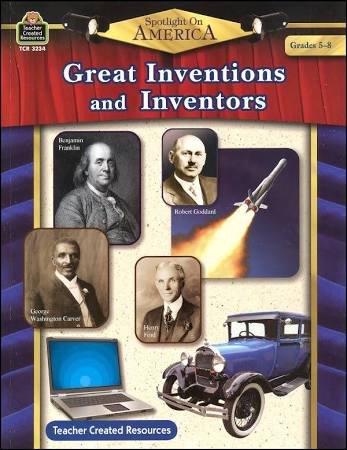 Spotlight on America: Great Inventions and Inventors