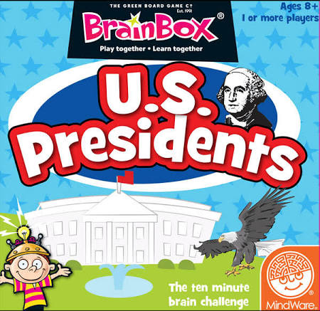 Brain Box: US Presidents