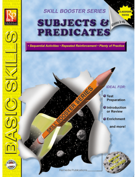 Skill Booster: Subjects & Predicates
