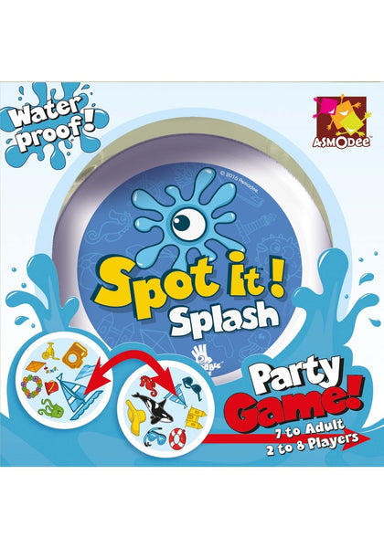 Spot it! Splash