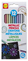 Metallic Colored Pencils (12 Count)