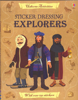 Explorers (Sticker Dressing)