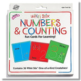 Numbers And Counting Cards Wikki Stix