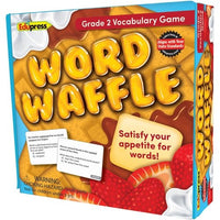 Word Waffle Game