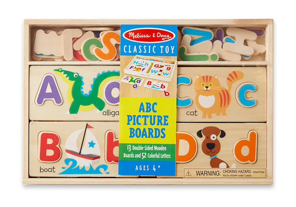 ABC Picture Board