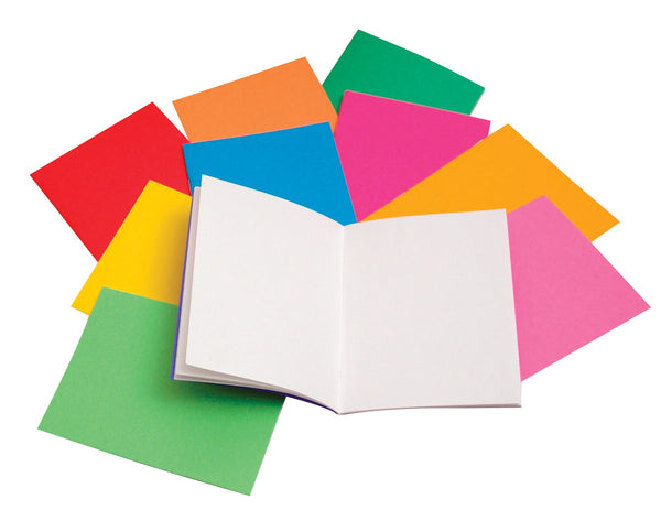 Medium Bright Blank Books