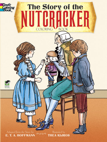 The Story of the Nutcracker Activity Book