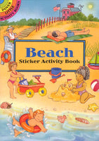 Beach Sticker Activity Book (Mini Dover)