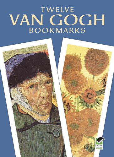 Twelve Van Gogh Bookmarks (Mini Dover)