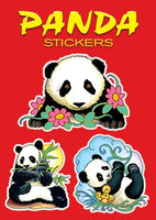 Panda Stickers (Mini Dover)