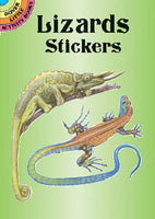 Lizards Stickers (Mini Dover)