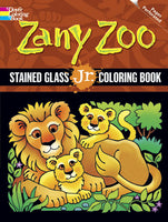 Zany Zoo Stained Glass