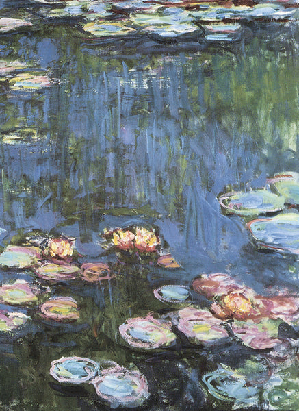 Monet's Water Lilies Notebook (Mini Dover)