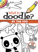 What to Doodle? At The Zoo Mini Dover