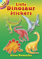 Little Dinosaur Stickers