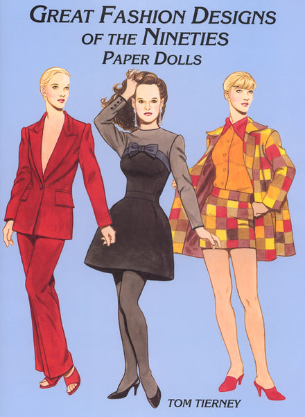 Great Fashion Designs of Nineties