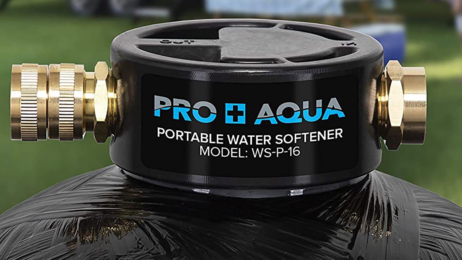 What's Inside The Premium Pro Portable Water Softener Travel Series?