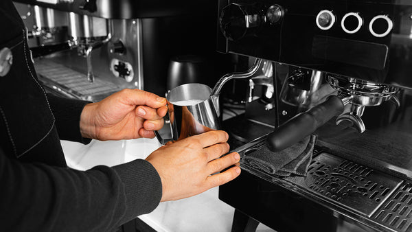 espresso machines need a commercial reverse osmosis system