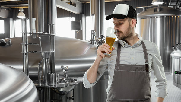 breweries using commercial reverse osmosis water systems