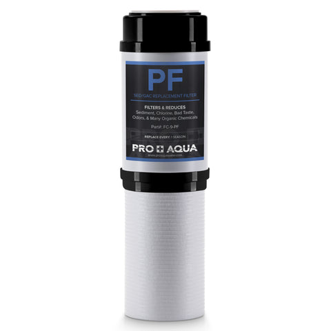 Pro+Aqua FC-9-PF Filter Replacement for WS-P-REG-KITV2