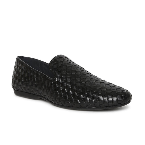 Men's Casual Loafer Shoes in Weave