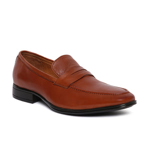 Men's Genuine Leather Semi-Formal Slip-on Shoes