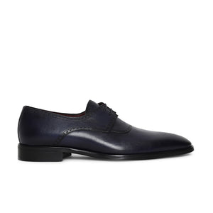 Men's Genuine leather Derby Lace-up Shoes