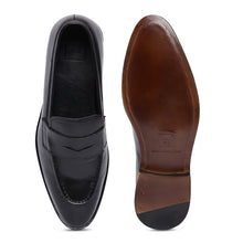 Load image into Gallery viewer, MEN'S FORMAL GENUINE LEATHER MOCCASIN SLIP-ON SHOES