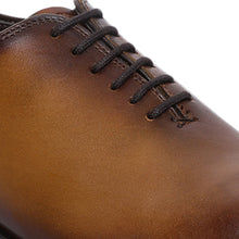 Load image into Gallery viewer, Men's Formal Genuine Leather Oxford Lace-up Shoes