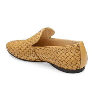 Men's Casual Loafer Shoes with in Weave