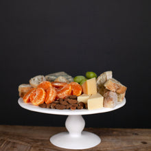 Load image into Gallery viewer, Tina Frey large pedestal cake stand