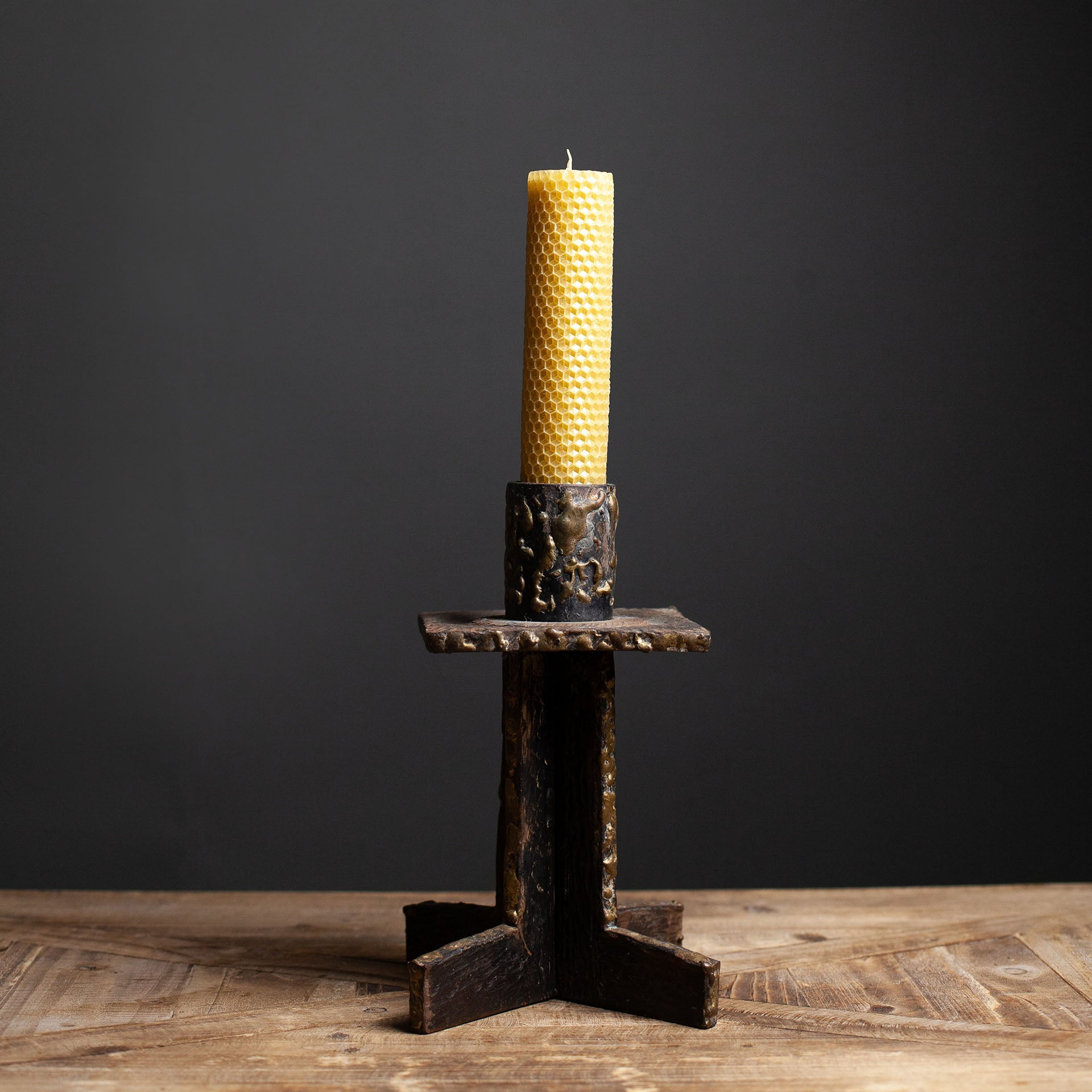 Candle Brutalist