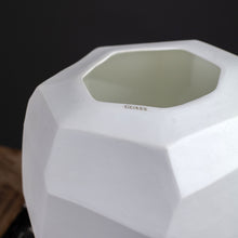Load image into Gallery viewer, Gaux Cubistic Round Vase, Opal