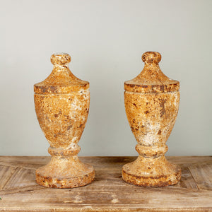 Pair of Vintage Finials