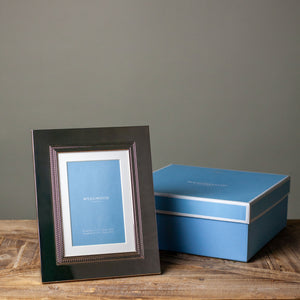 Wedgewood Simply Wish Picture Frame 8x10 Silver