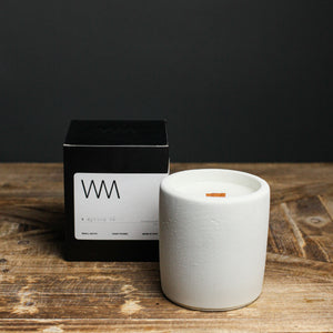 Welby Martin Concrete Soy Candle