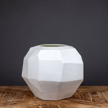 Load image into Gallery viewer, Gauxs Cubistic Round Vase, Opal
