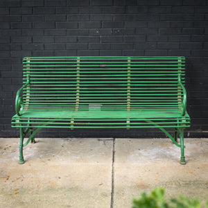 Contemporary French Bench