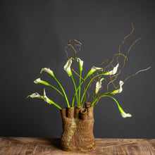 Load image into Gallery viewer, Ikebana Vase, Tulipierre Style