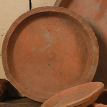 Load image into Gallery viewer, Rustic Terracotta Saucers
