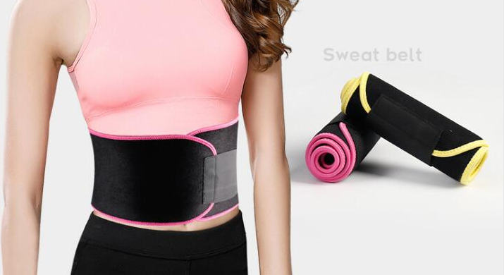 Sweating and fat reducing belt for weight loss and binding belt for weight loss
