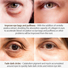 Load image into Gallery viewer, Eye Cream Peptide Collagen Serum Anti-Wrinkle Anti-Age Remove Dark Circles Eye Care Against Puffiness And Bags Hydrate Eye Cream