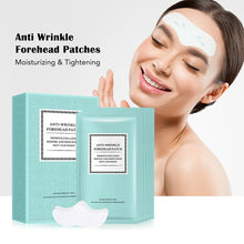 Load image into Gallery viewer, Chest Wrinkle Removal Pad Anti-wrinkle Stickers Frown Lines Treatment Anti-aging Lifting Forehead Line Moisture Patch Skin Care