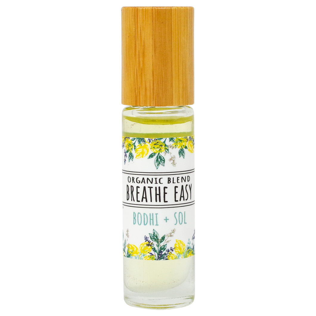 Breathe Easy Essential Oil Roller