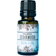 Load image into Gallery viewer, Organic Cedarwood Essential Oil