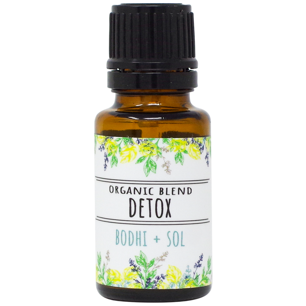 Organic Detox Essential Oil Blend